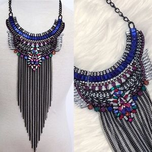 Jewelry - New Rhinestone Statement Necklace